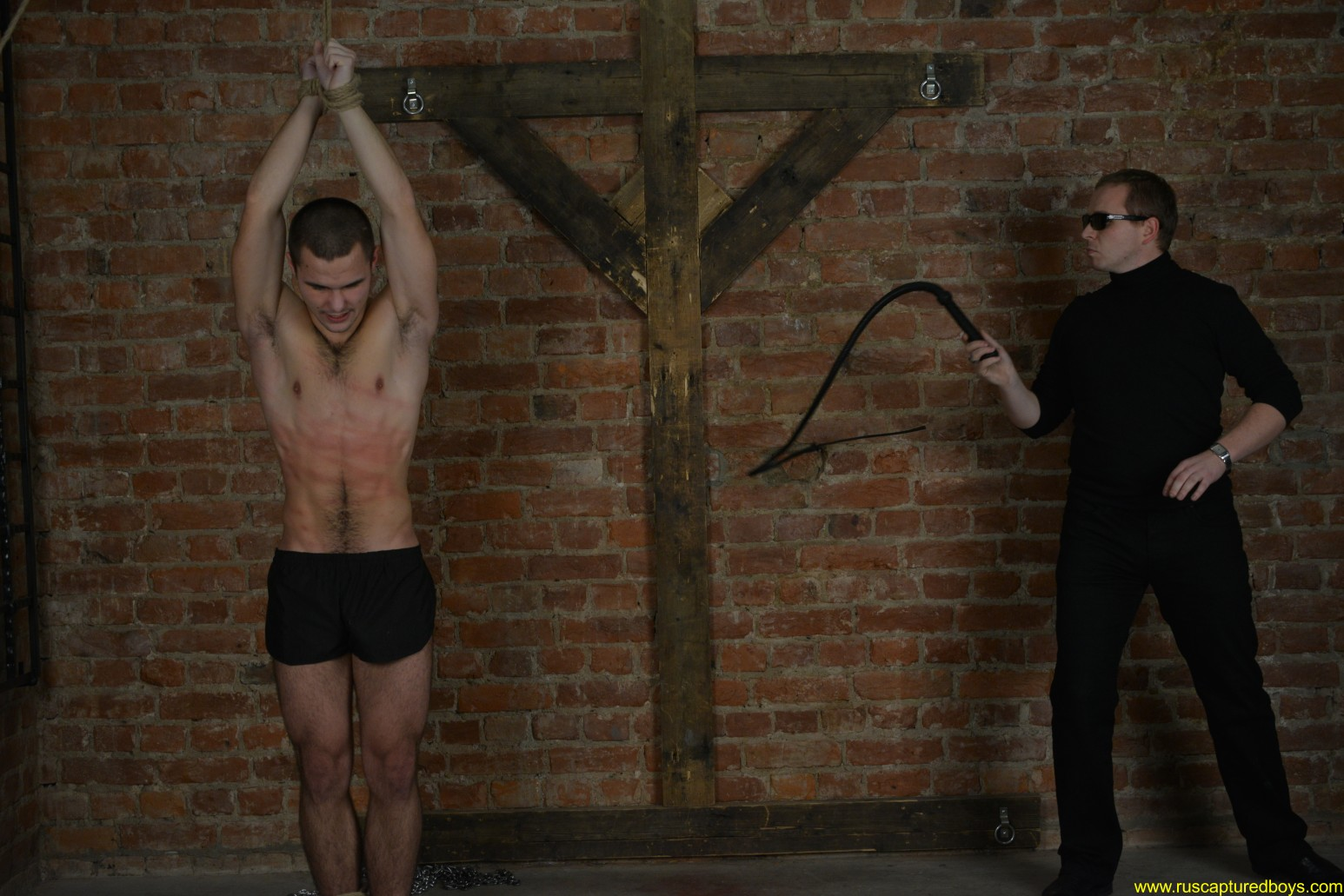 from Franco gay male dungeon rental