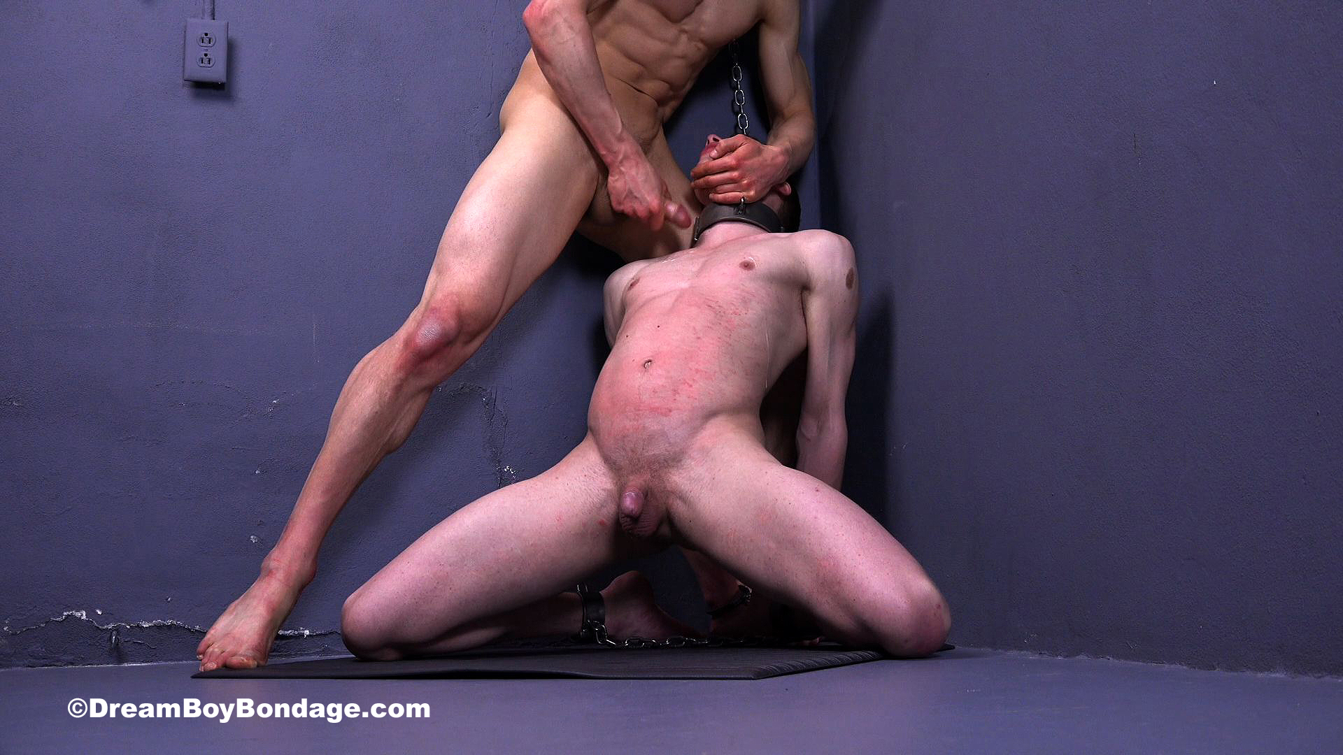 Old gay copes with two young cocks 6